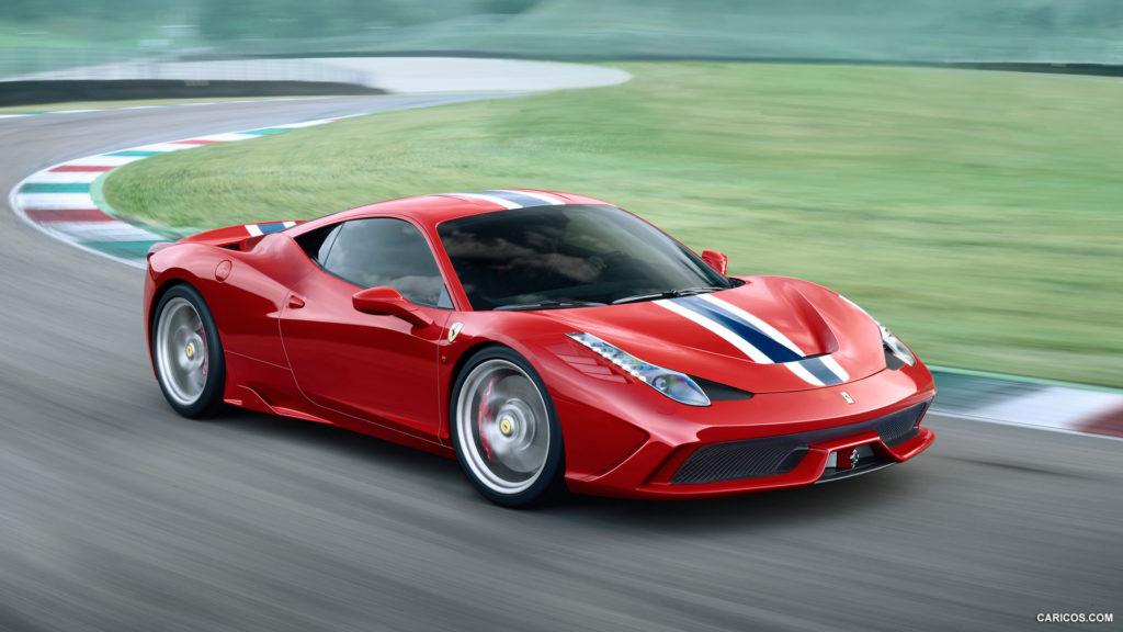 Ferrari 458 Speciale -